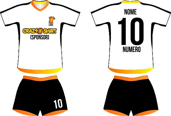 Maglie calcio personalizzate   Maglietteria by Crazy t-shirt